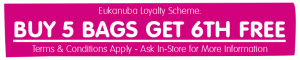 Eukanuba Loyalty Scheme