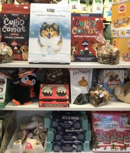 Christmas treats for your dogs at The Pet Shop Ripon
