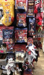 Christmas dog treats at The Pet Shop Ripon