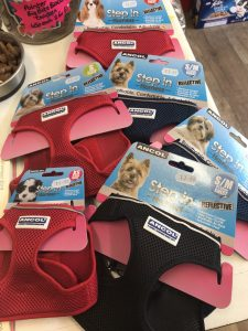 Harnesses in stock now