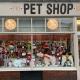 The Pet Shop Ripon Christmas Window Display